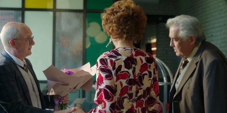 Кадр из сериала.