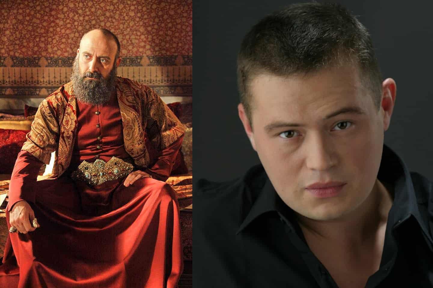 актер озвучки Радик Мухаметзянов