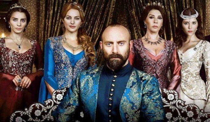 турецкий сериал Великолепный век