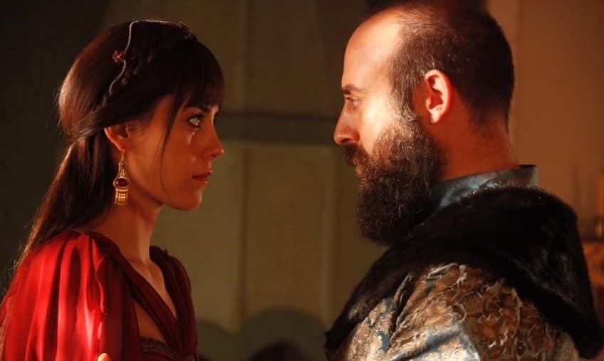 рабыня Фирузе и султан