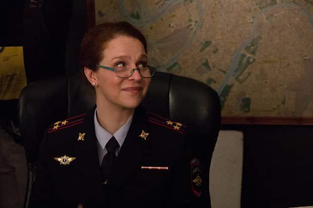 Елена Ельницкая (Агриппина Стеклова)