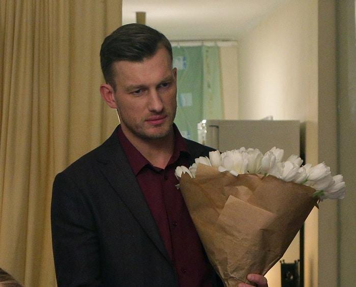 Роман Гордеев (актер Петр Рыков)